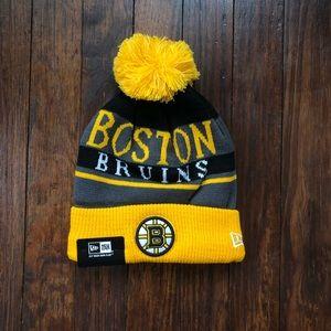 Boston Bruins Winter Hat